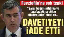 CHP'li vekilden Feyzioğlu'na tepki!