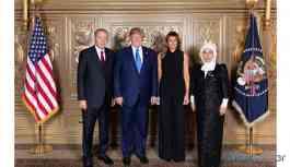 Erdoğan ABD'de Trump'la görüşemedi