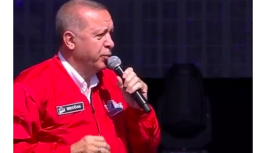 Erdoğan, Demirtaş'ı ve HDP'li vekilleri hedef aldı!