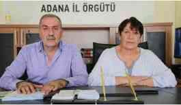 HDP Adana İl binasına girip çıkan Eşbaşkan'a para cezası