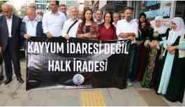 HDP Milletvekili Sürücü: 'Sayın Öcalan ile yeni bir süreç başlatın'
