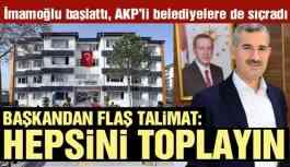 İmamoğlu başlattı, AKP'li belediyelere de sıçradı!