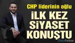 Kerem Kılıçdaroğlu: Seçim barajı Kürt siyasi içindi