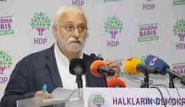HDP Grup Başkanvekili Oluç: HDP tasfiye edilmeye çalışılıyor...