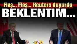 Reuters'tan bomba haber: Türk yetkiliden yaptırım açıklaması