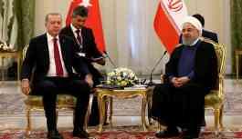 Ruhani, Türkiye-Rusya-İran zirvesi için Ankara'ya geldi