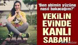AKP'li vekilin evinde şüpheli ölüm: 'Yaşamına son verdi' iddiası