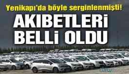 İmamoğlu açıkladı! Yenikapı'da sergilenen araçların akıbetleri belli oldu!