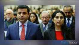Yüksekdağ ve Demirtaş'ın tutuklanmasına itiraz
