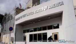 'ABD diplomatlarını Suriye'den çekti'