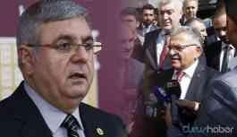 AKP'li başkan Metiner'e sert sözlerle yüklendi