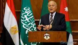 Arap Birliği'nden Türkiye hakkında dikkat çeken açıklama!