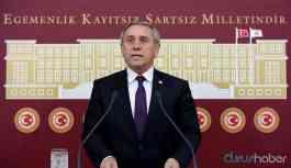 CHP'li Kaya: Türkiye, ABD'nin oyuncağı haline getirildi