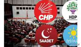 Dilipak: HDP'nin sonu olabilir... Saadet Partisi'nin rotası belli oldu!