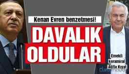 Erdoğan'dan emekli amiral Atilla Kıyat hakkında suç duyurusu