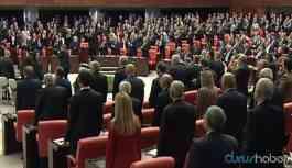 Video | Erdoğan girince ayağa kalkmamışlardı! HDP'den o görüntüye ilk tepki
