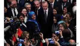 Erdoğan'dan sistemde değişiklik sinyali