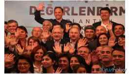 Kılıçdaroğlu: Erdoğan BOP eş başkanlığına devam ediyor