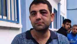 İstanbul Sarıyer'de Amedspor taraftarına ırkçı saldırı