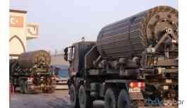 TSK harekat için Suriye'ye seyyar köprü taşıyor