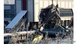 9 kişinin öldüğü tren kazasının şüphelileri terfi ettirildi Ankara'da 9 kişinin hayatını