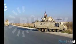 ABD askerleri Kobani'ye geçti