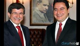 AKP anketinden Babacan'a ve Davutoğlu'na ne kadar oy çıktı?