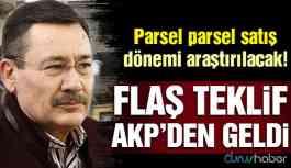 AKP'den Gökçek hakkında flaş teklif!