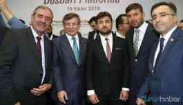 Davutoğlu'nun ekibinden ittifak açıklaması