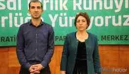 DBP'nin yeni Eş Genel Başkanları seçildi