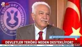 Doğu Perinçek: Davutoğlu, Babacan ve Abdullah Gül FETÖ'nün siyasi ayağıdır