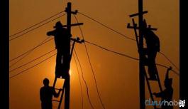 Elektrik akımına kapılan işçi yaşamını yitirdi