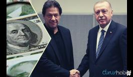 Erdoğan'a 1,2 milyar dolarlık teşekkür...