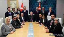 Erdoğan'dan ABD ziyareti sonrası önemli açıklama