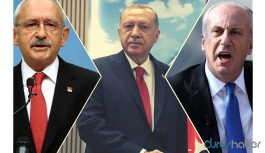 Erdoğan'dan ilk açıklama: Muharrem Bey...