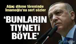 Erdoğan'dan İmamoğlu'na sert sözler