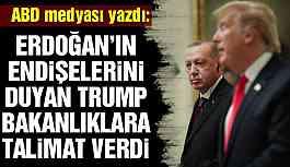 Erdoğan'ın Halkbank endişesi Trump'ı harekete geçirdi!