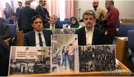 HDP'liler tokalaşmayan Soylu'yu fotoğraflarla protesto etti