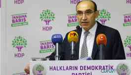 """HDP'den """"AK Parti ile pazarlık"""" iddiasına yanıt"""