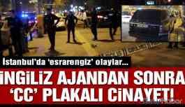 İngiliz ajandan sonra İstanbul'da 'esrarengiz' cinayet