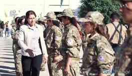 Koalisyon Sözcüsü'nden YPJ'lilere Kürtçe mesaj