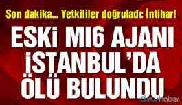 Kritik isim İstanbul'da ölü bulundu