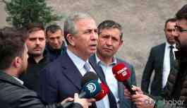 Mansur Yavaş: Ortada suç yok, zorlayarak bu davayı açtılar