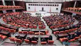 Meclis'te gerginlik! HDP'li vekile tepki gösterdiler!