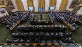 Suriye heyeti Türkiye nedeniyle BM masasından kalktı