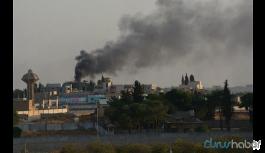 Tel Abyad'da bomba yüklü araçla saldırı! Ölü ve yaralılar var
