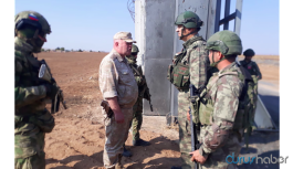 Türkiye ile Rusya'dan ikinci ortak kara devriyesi