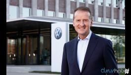 Volkwagen CEO'sundan fabrika açıklaması: 'İnsanlar öldürüldükçe temel atmayacağız