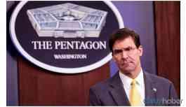 ABD Savunma Bakanı Esper: YPG bir terör örgütü değil