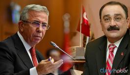 Ankara Cumhuriyet Başsavcısı'ndan 'Mansur Yavaş- Sinan Aygün' açıklaması